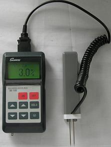 SK-100泡沫水份仪